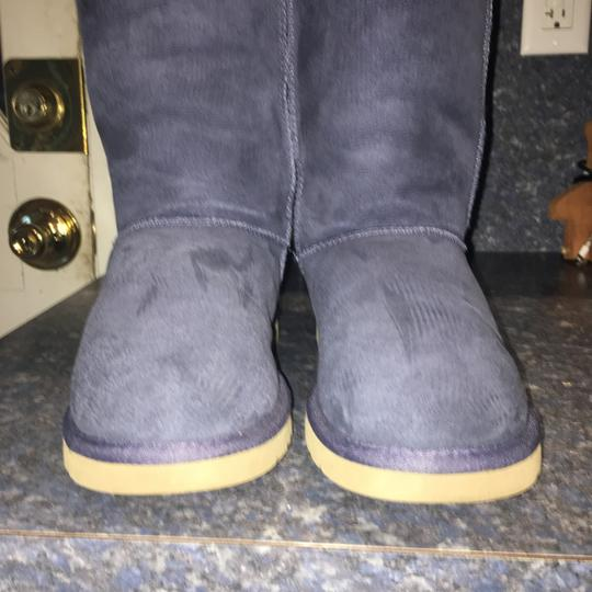 UGG Australia Tall Classic Navy Blue Boots Image 1