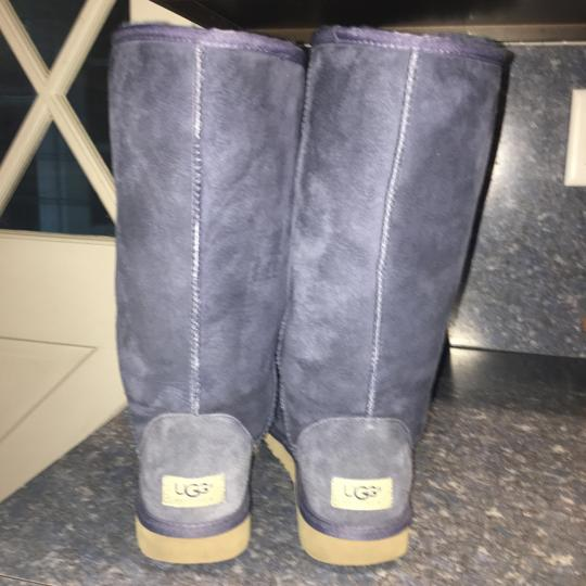 UGG Australia Tall Classic Navy Blue Boots Image 2