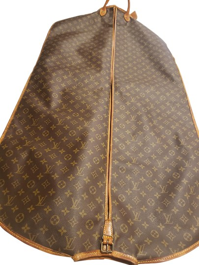 Preload https://img-static.tradesy.com/item/26149892/louis-vuitton-garment-cover-pebbled-leather-brown-and-tan-monogram-canvas-weekendtravel-bag-0-1-540-540.jpg