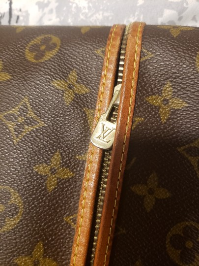 Louis Vuitton Brown & tan Travel Bag Image 2