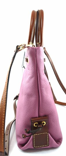 Dooney & Bourke Satchel in pink mauve Image 1