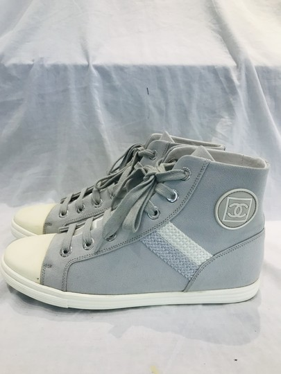 Chanel grey Athletic Image 1