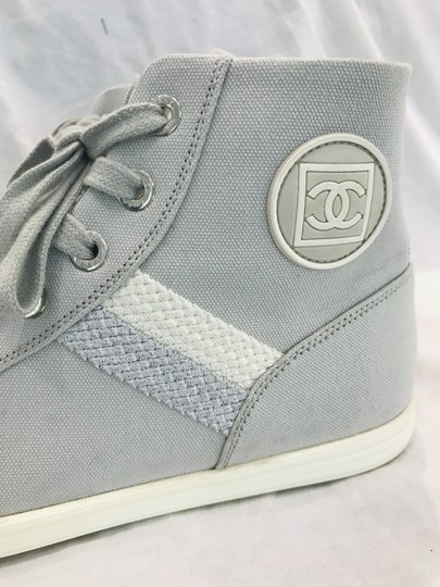 Chanel grey Athletic Image 10