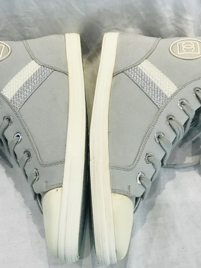 Chanel grey Athletic Image 4