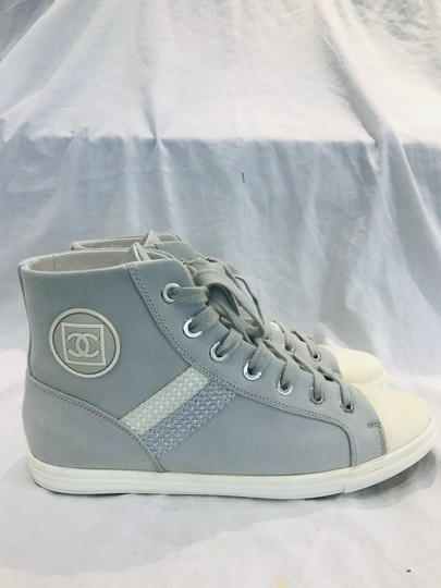 Chanel grey Athletic Image 5