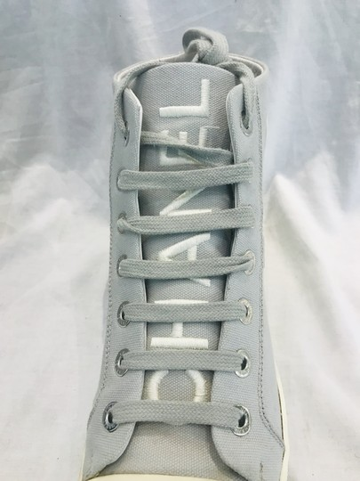 Chanel grey Athletic Image 6
