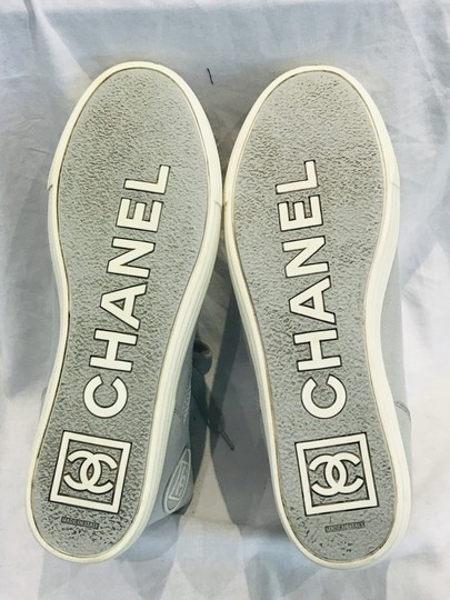 Chanel grey Athletic Image 7