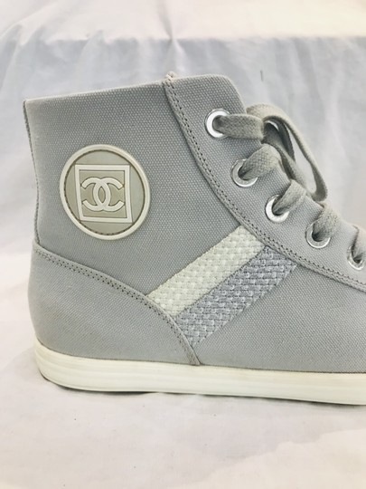 Chanel grey Athletic Image 9