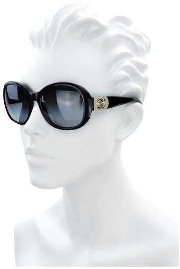 Preload https://img-static.tradesy.com/item/26149927/chanel-black-ch-5235q-c5013c-quilted-leather-round-butterlfy-sunglasses-0-1-540-540.jpg