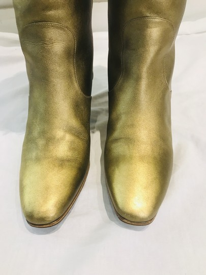 Chanel gold Boots Image 9