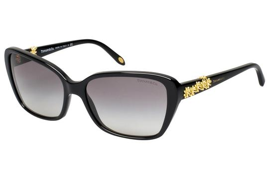 Tiffany & Co. TF 4069-B 8001/3C Garden Collection Sunglasses 58mm Italy Image 2