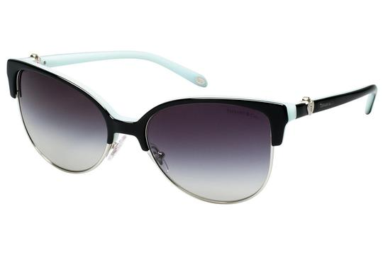 Tiffany & Co. TF 4080 8055/3C Cat Eye Sunglasses 57mm Italy Image 2