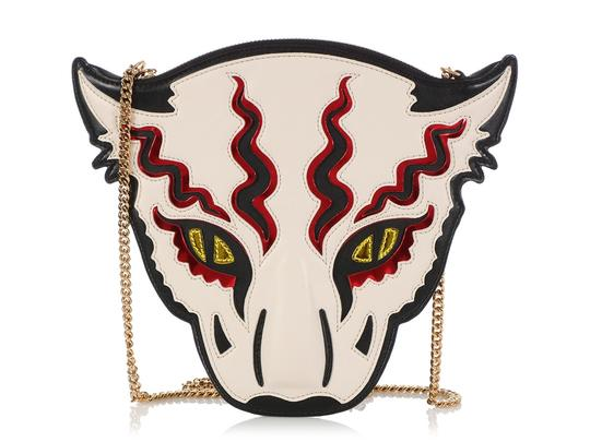 Preload https://img-static.tradesy.com/item/26149970/stella-mccartney-wild-cat-black-white-faux-leather-cross-body-bag-0-0-540-540.jpg