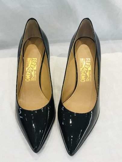 Salvatore Ferragamo black Pumps Image 6