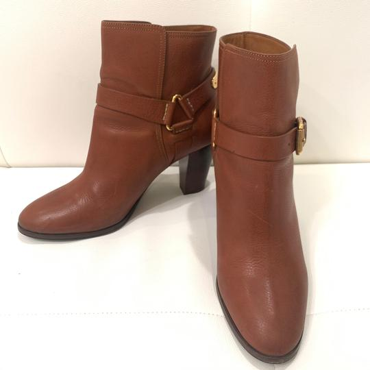Ralph Lauren Collection Brown Boots Image 1