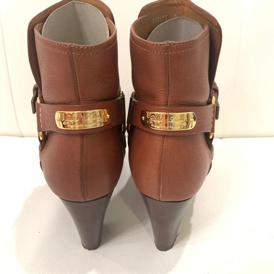 Ralph Lauren Collection Brown Boots Image 3