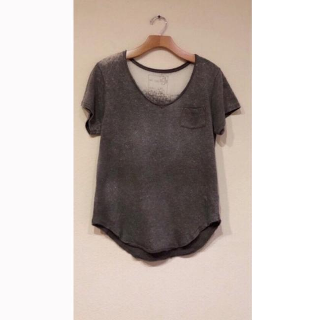 Free People T Shirt Grey Image 2