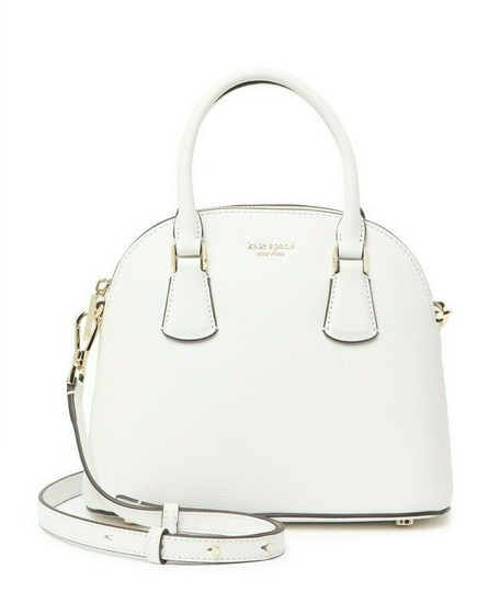 Kate Spade Satchel in OPTIC WHITE Image 0
