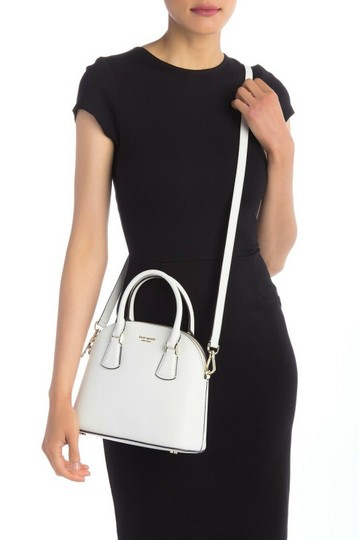 Kate Spade Satchel in OPTIC WHITE Image 1