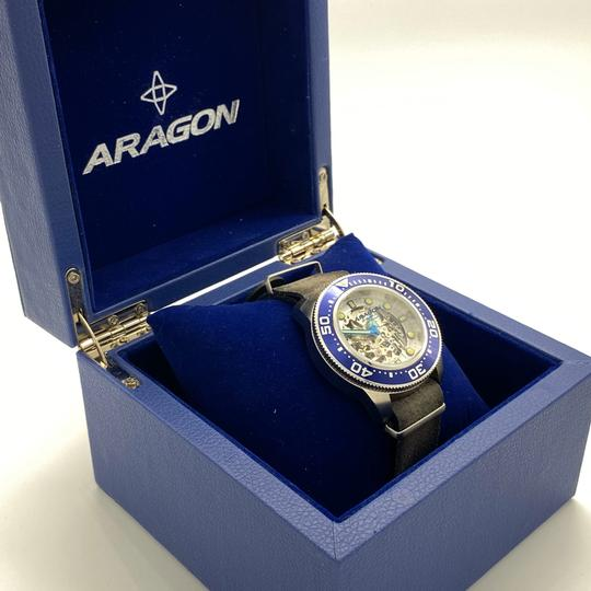 Aragon Watch ARAGON Divemaster Skeleton 45mm Image 5