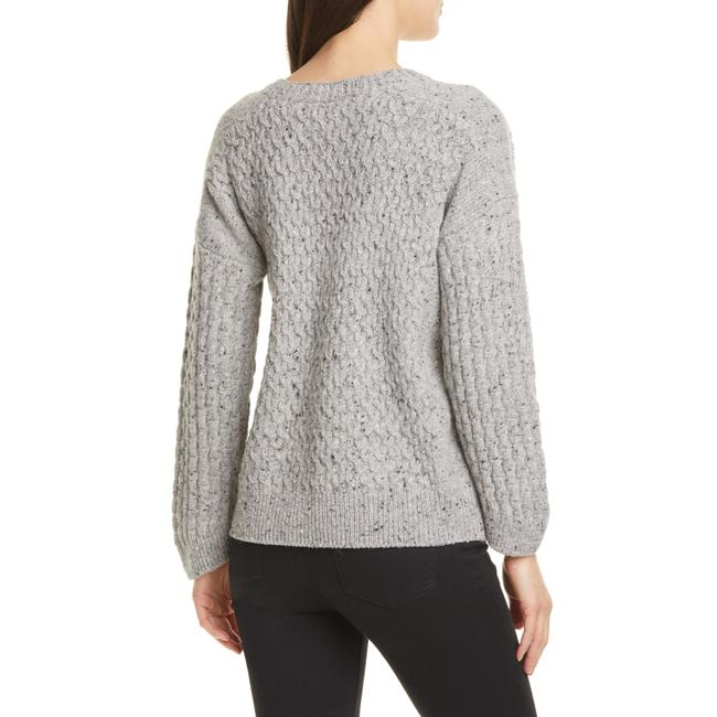 Vince Cable Merino V-neck Wool Sweater Image 1