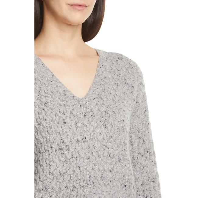 Vince Cable Merino V-neck Wool Sweater Image 2