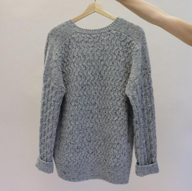Vince Cable Merino V-neck Wool Sweater Image 3