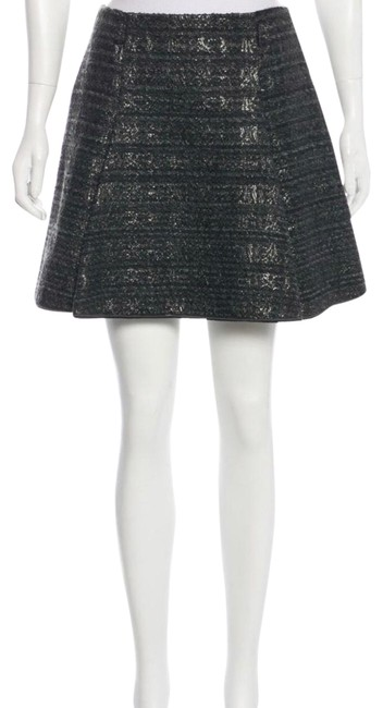 Missoni Mini Skirt Grey Image 0