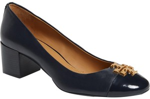 Tory Burch Perfect Navy Pumps