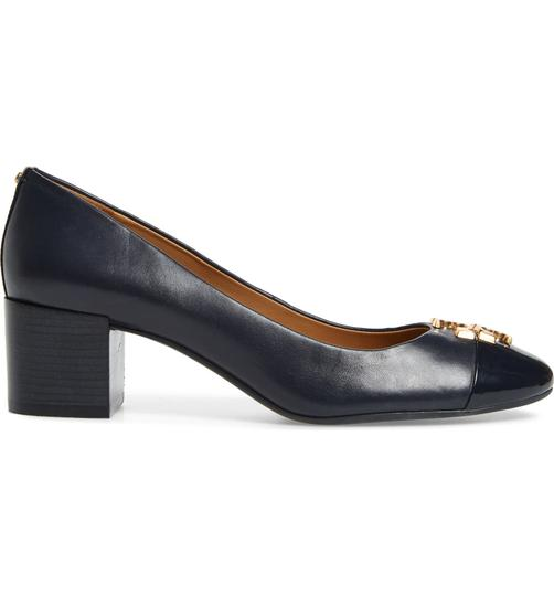 Tory Burch Perfect Navy Pumps Image 1
