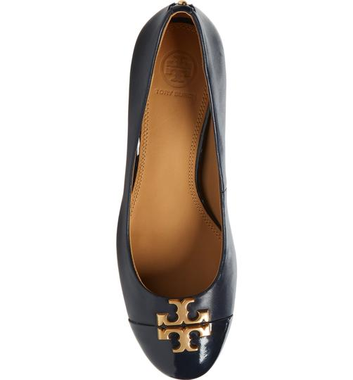 Tory Burch Perfect Navy Pumps Image 2