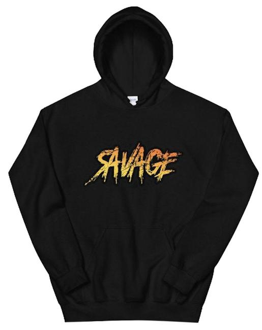 Preload https://img-static.tradesy.com/item/26150077/savage-sweatshirthoodie-size-0-xs-0-1-650-650.jpg
