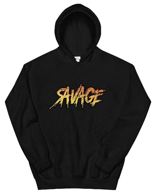 Preload https://img-static.tradesy.com/item/26150084/savage-sweatshirthoodie-size-0-xs-0-1-650-650.jpg