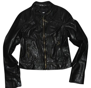 Dollhouse Leather Motorcycle Jacket
