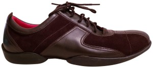 Bally Chocolate Brown Athletic