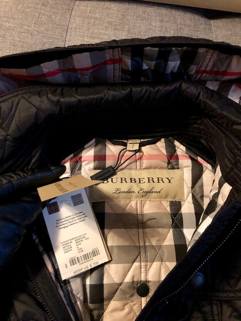Burberry black Jacket Image 10