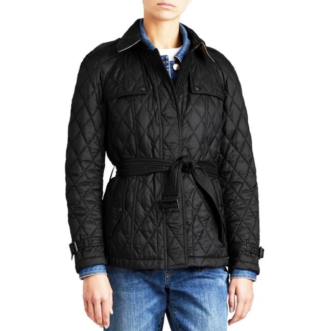 Burberry black Jacket Image 2
