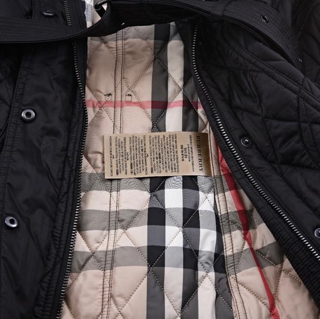 Burberry black Jacket Image 4