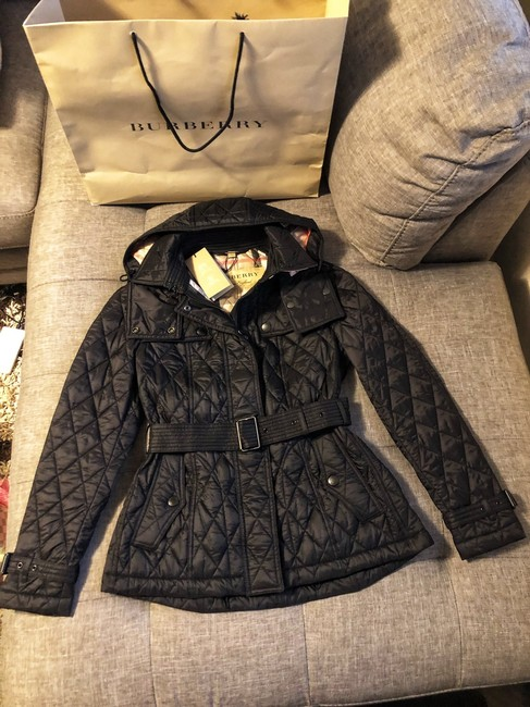 Burberry black Jacket Image 6