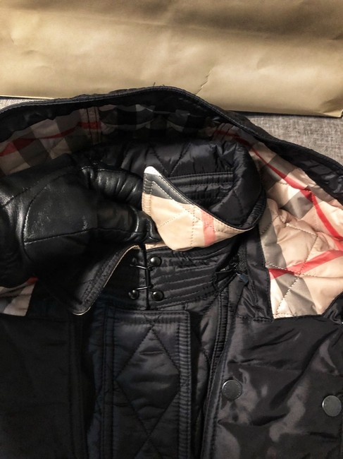 Burberry black Jacket Image 7
