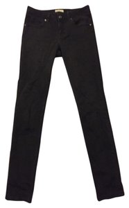 Burberry Skinny Jeans-Distressed