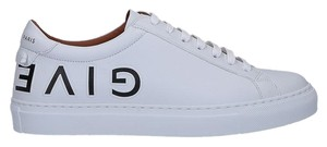 Givenchy Urban Knots Urban Knots Leather Sneakers White Athletic