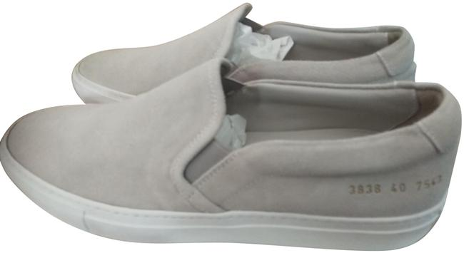 Item - Off White Woman By Suede Sneakers Size EU 40 (Approx. US 10) Regular (M, B)