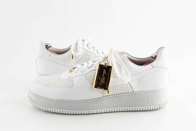 Item - White Air Force 1 Lux 07 (Anaconda) Shoes