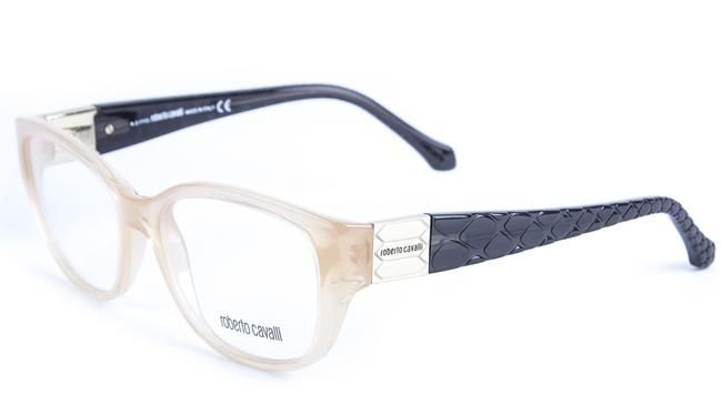 Item - Transparent Nude Velidhu 754 Eyeglass Frames Sunglasses