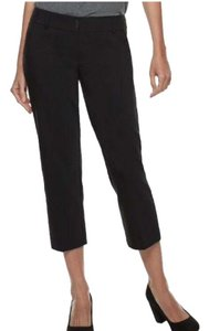 French Laundry Capris Black