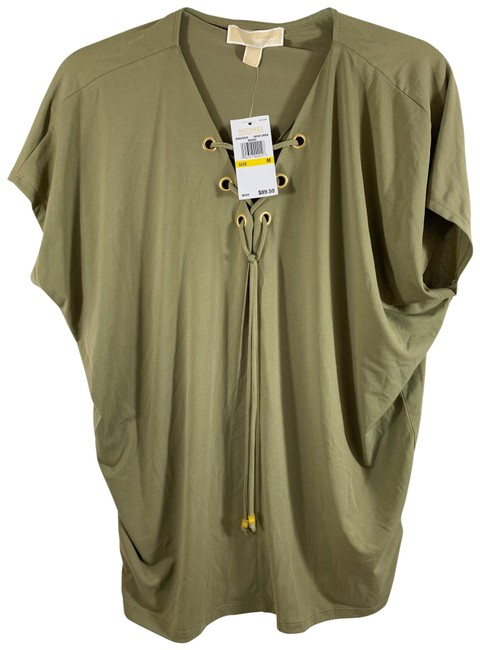 Item - Green Special Mk Blouse Size 8 (M)