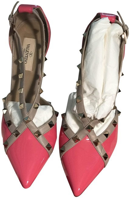 Item - Hot Pink Pw2s0f63 Formal Shoes Size US 8.5 Regular (M, B)