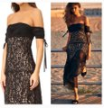 Rachel Zoe Arlene Lace Gown Dress Image 10