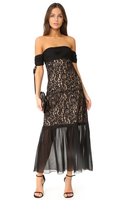 Rachel Zoe Arlene Lace Gown Dress Image 6